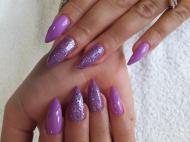 Best Nails - Szép lilás