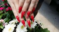 Best Nails - red