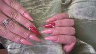 Best Nails - natur és piros