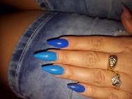 Best Nails - Kékség
