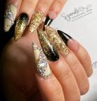 Best Nails - Arany