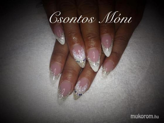 Huszárné Csontos Mónika - Egy kis csipke minta - 2016-02-11 07:33