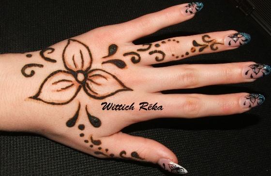 Wittich Réka - Henna virág - 2010-03-02 20:16