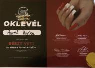 Best Nails - Verseny