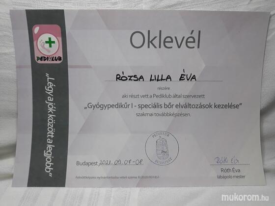 Rózsa Lilla Éva - pedikűr továbbképzés - 2021-09-15 04:35