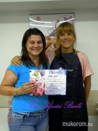 Szadai Anett - Barbival képzés után - 2011-06-24 12:17