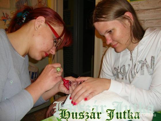 Huszár Jutka - VIP vendégeknek home delivery service - 2012-01-07 00:01