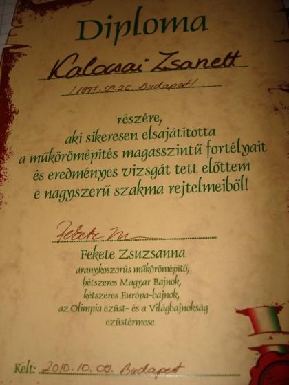 Kalocsai Zsanett  - Körmös Diplomám :D - 2010-10-13 21:52