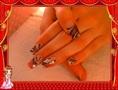 mukorom.hu - Red nail
