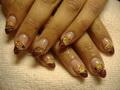 bordó-arany