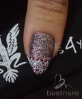 Best Nails - Brillos y gel