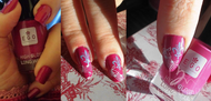 Best Nails - Flor de lis
