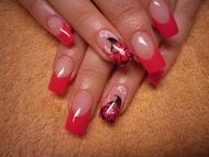 Best Nails - Комбінований дизайн