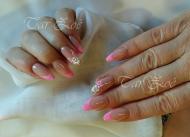 Best Nails - porcelán géllakkal