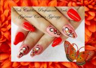 Best Nails - Butterfly nail