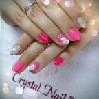 Best Nails - Nyalalás rózsaszín felhőben
