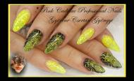 Best Nails - Yellow nails