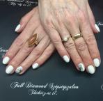 Best Nails - White nails