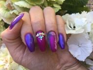 Best Nails - Lila gyönyörűség