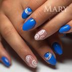 Best Nails - Csipkés