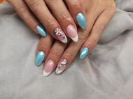 Best Nails - Pixel effect