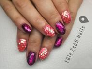 Best Nails - Rombuszos