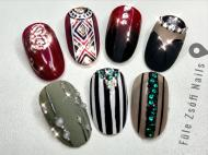 Best Nails - Minták