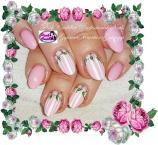 Best Nails - Pink nail art