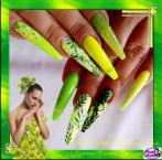Best Nails - Jungle nail art