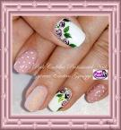 Best Nails - Pink nail art