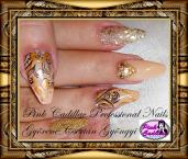 Best Nails - Gold nail art