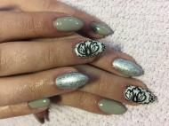 Best Nails - Ezüst