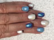 Best Nails - Kék sellos