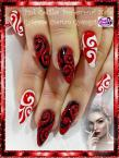 Best Nails - Red nail art