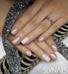 Best Nails - Pulcsi mintás gél lakk