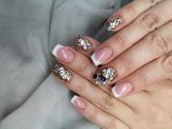 Best Nails - Új szín és teleköves köröm