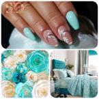 Best Nails - Tavaszi türkiz