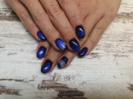Best Nails - Infinity Tiger eye és spider gel
