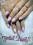 Best Nails - Púderrózsaszín álom