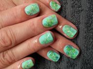 Best Nails - Aqua matt