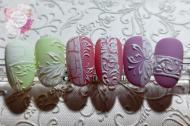 Best Nails - Mosaic díszítés