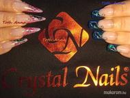Best Nails - opál és kagylólap