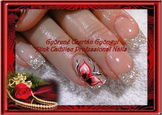 Györené Csertán Gyöngyi - Pink Cadillac Professional Nails Körömszalon - Györené Csertán Gyöngyi - 2010-06-20 14:14