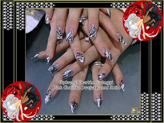 Györené Csertán Gyöngyi - Pink Cadillac Professional Nails Körömszalon - Györené Csertán Gyöngyi - 2010-06-20 15:53
