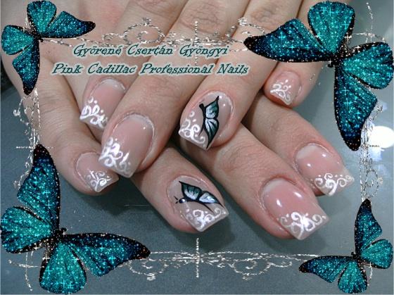 Györené Csertán Gyöngyi - Pink Cadillac Professional Nails Körömszalon - Györené Csertán Gyöngyi - 2010-06-20 15:57