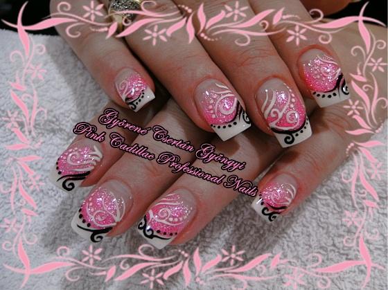 Györené Csertán Gyöngyi - Pink Cadillac Professional Nails Körömszalon - Györené Csertán Gyöngyi - 2010-06-22 19:16