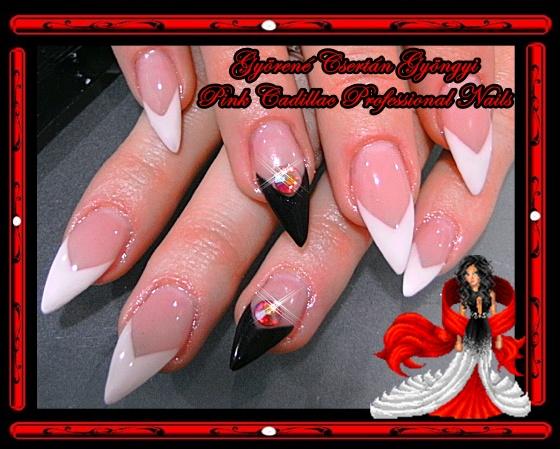 Györené Csertán Gyöngyi - Pink Cadillac Professional Nails Körömszalon - Györené Csertán Gyöngyi - 2010-06-22 21:02
