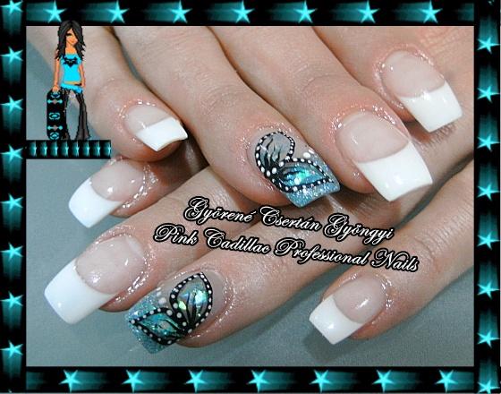 Györené Csertán Gyöngyi - Pink Cadillac Professional Nails Körömszalon - Györené Csertán Gyöngyi - 2010-12-05 17:21