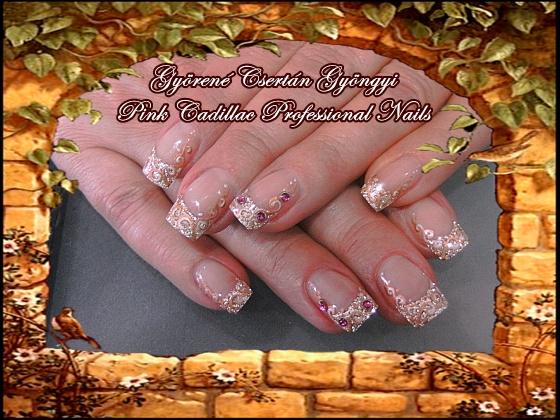 Györené Csertán Gyöngyi - Pink Cadillac Professional Nails Körömszalon - Györené Csertán Gyöngyi - 2010-06-22 21:47