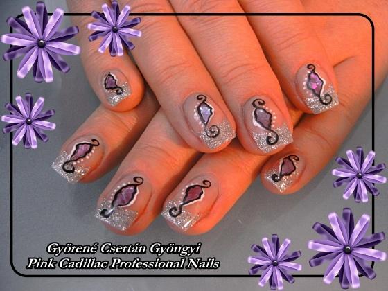 Györené Csertán Gyöngyi - Pink Cadillac Professional Nails Körömszalon - Györené Csertán Gyöngyi - 2010-06-27 20:15